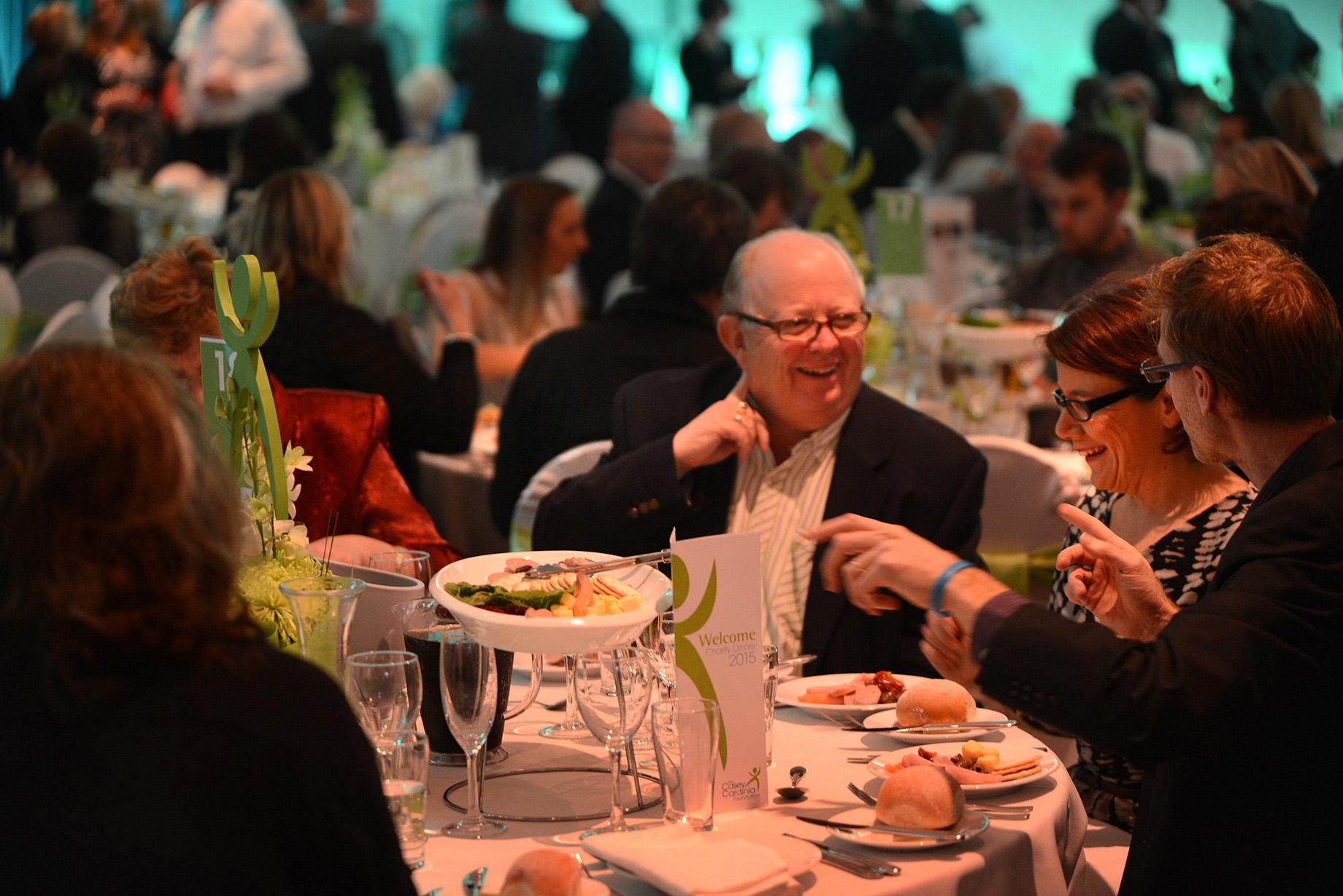 2015 Annual Charity Dinner