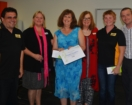 2015 Grant recipient presentation – Beehive Foundation