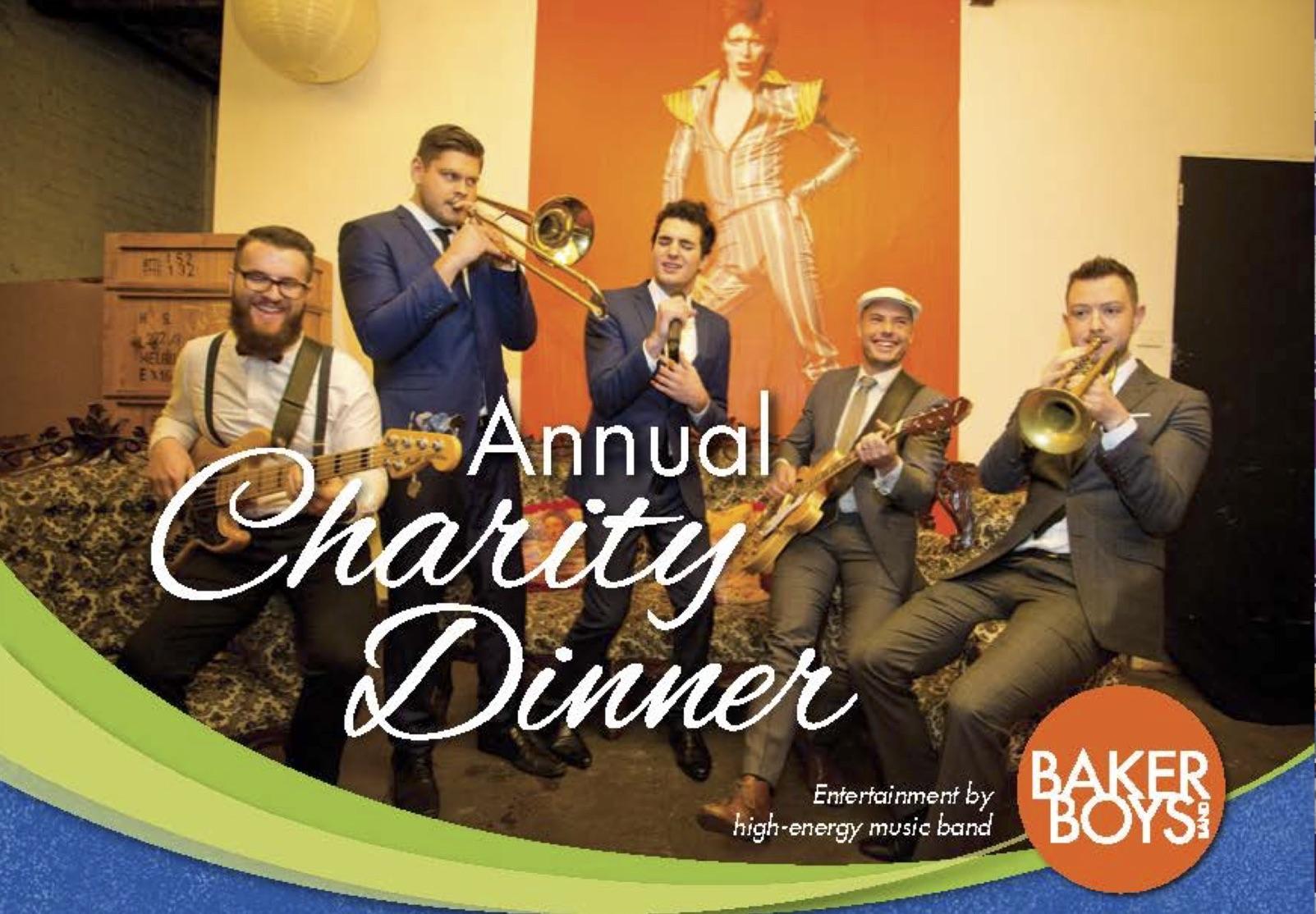 Annual Charity Dinner   Casey Cardinia Foundation